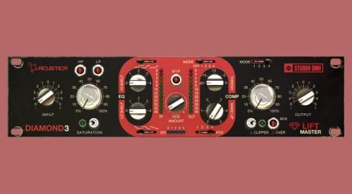 Acustica Audio Diamond Lift 3