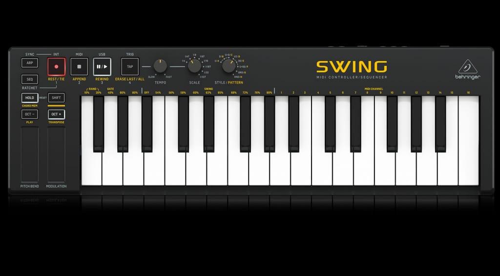 Behringer updated SWING