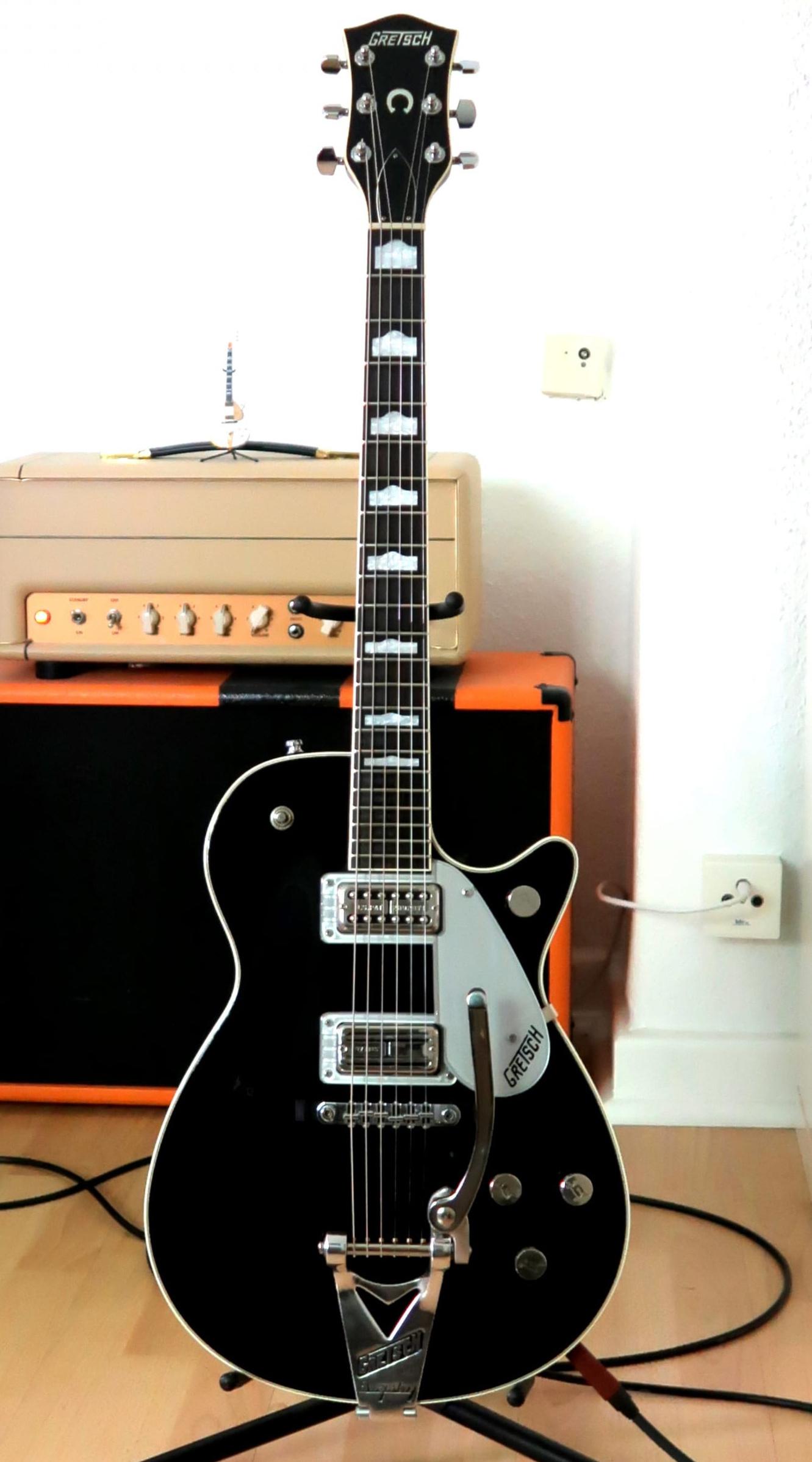 Gretsch 6128T Electric guitar Amp