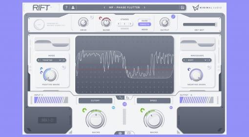 Minimal Audio Rift