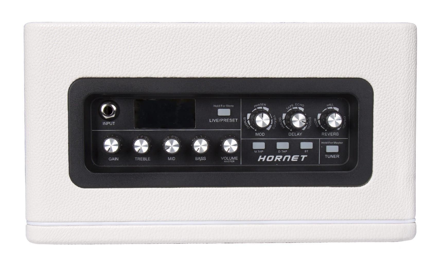 Mooer Hornet 30 Watt top panel