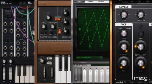 Moog Music Apps