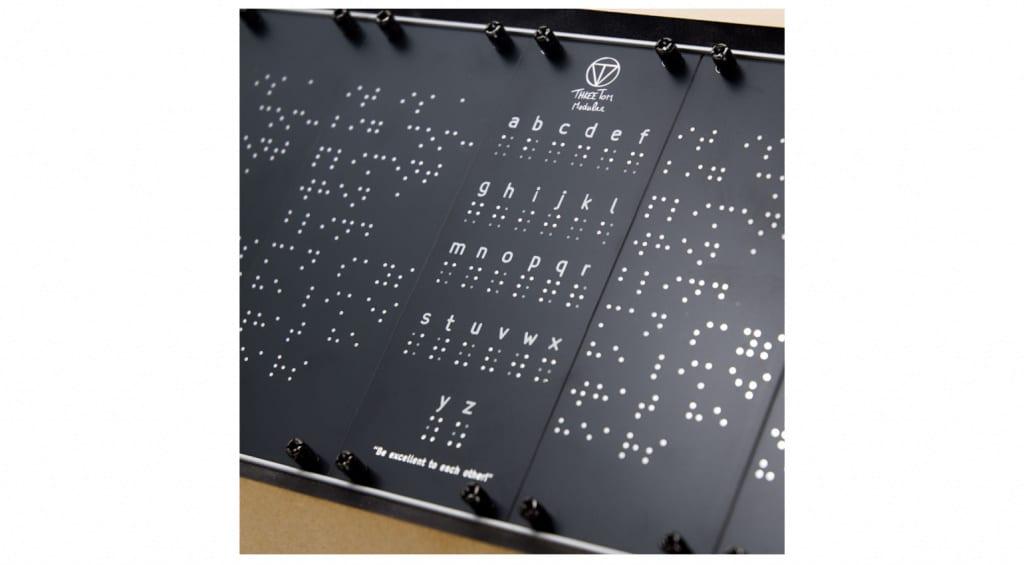 "ThreeTom Modular The ""Blind"" Panel"