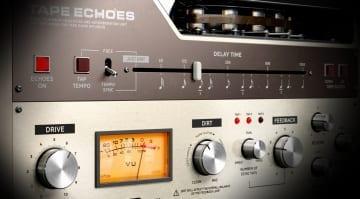 Softube Tape Echoes