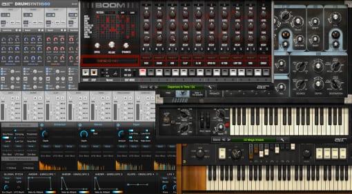AIR Music Technology deal