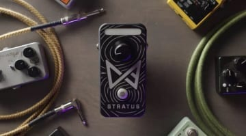 Chaos Audio Stratus - an app-enabled multi-effects