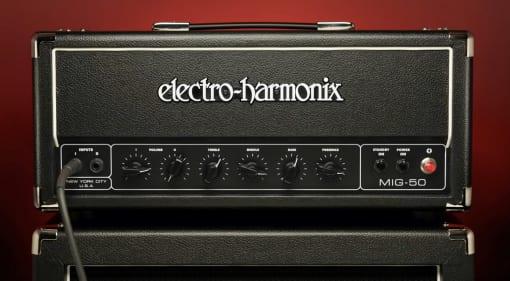 Electro-Harmonix MIG-50 50-Watt tube amp head