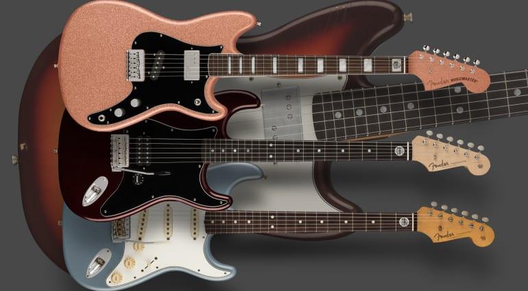 Fender Custom Shop Master Builders Fender Play Foundation Student Models