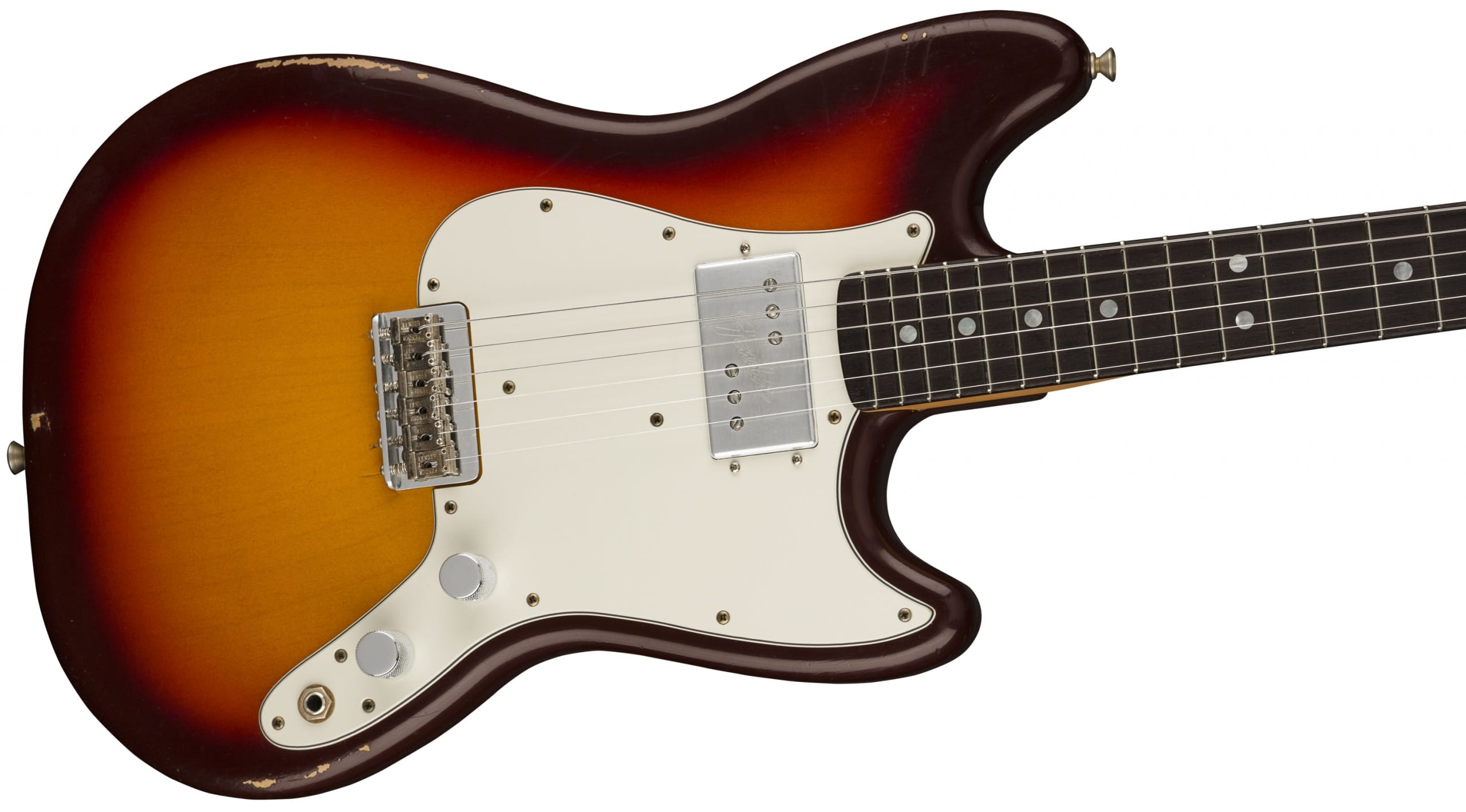 Fender Play Foundation Musicmaster with Wide Range Neck Humbucker by Paul Waller