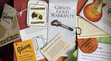 Gibson Case Candy