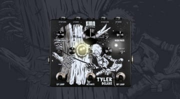 KMS Machines Tyler Deluxe Advanced Frequency Splitter