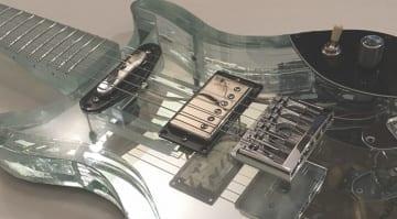 Morningstar Glass Guitars