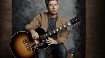 Noel Gallagher Gibson J-150 acoustic