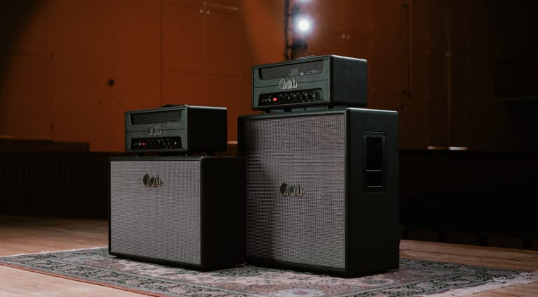 """PRS Guitars HX Amplifiers- With an """"Authentic Hendrix Woodstock-tone"""