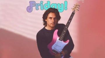 PRS Hot Pink John Mayer Silver Sky 4th June?