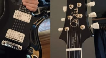 PRS Robben Ford signature teased on Instagram