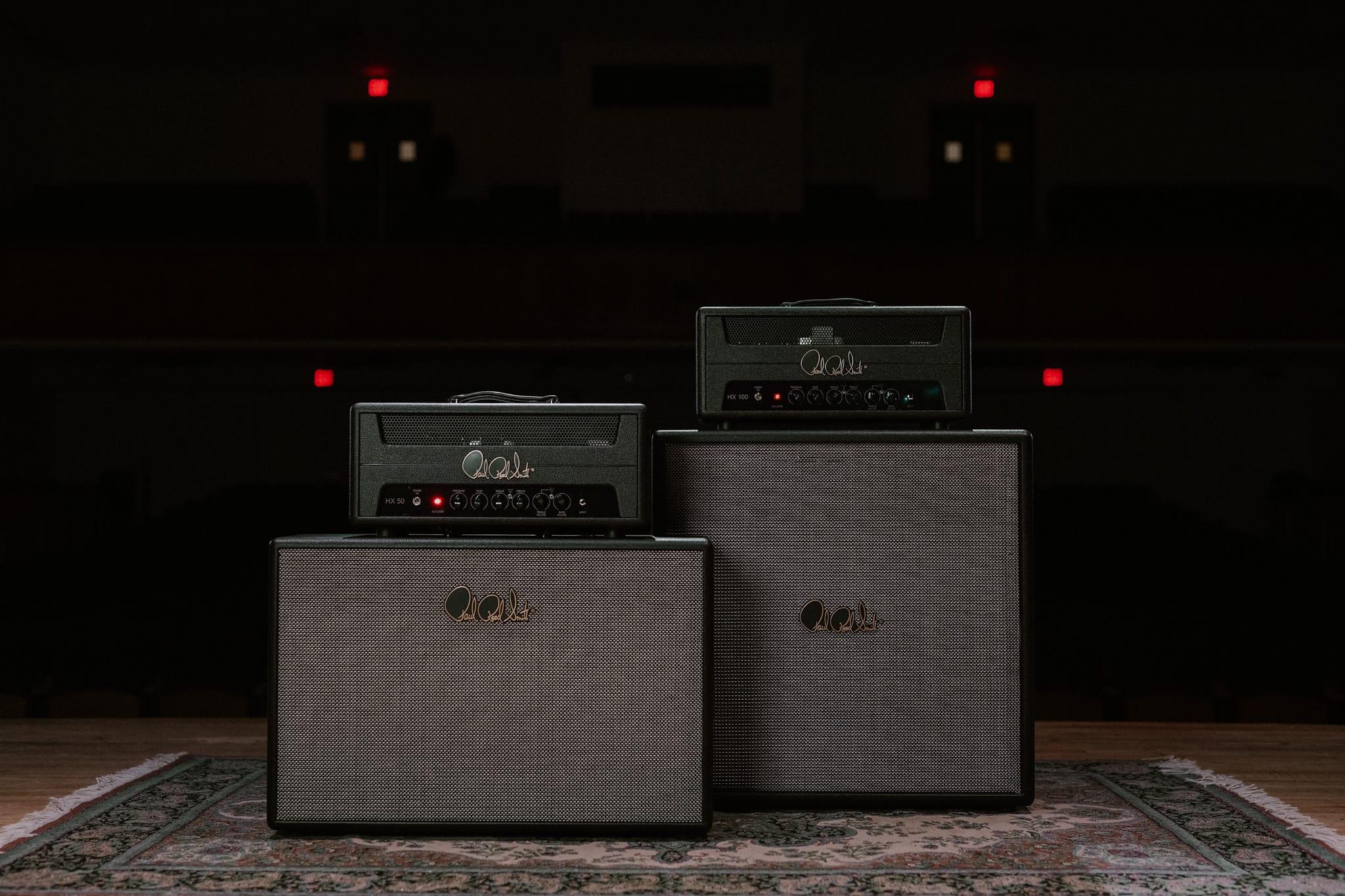 PRS Guitars HX Amplifiers