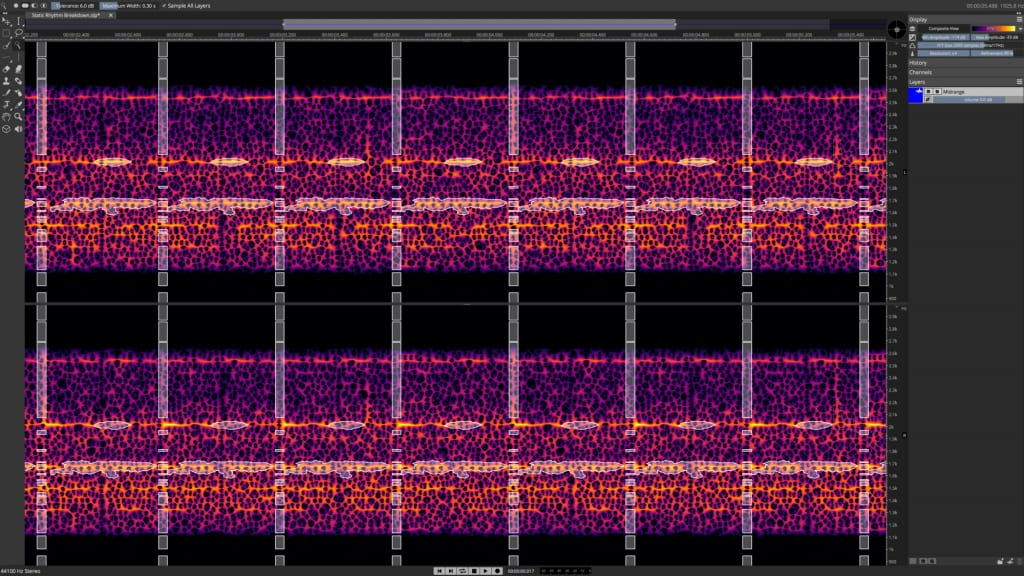 Steinberg Spectralayers 8 screenshot 2