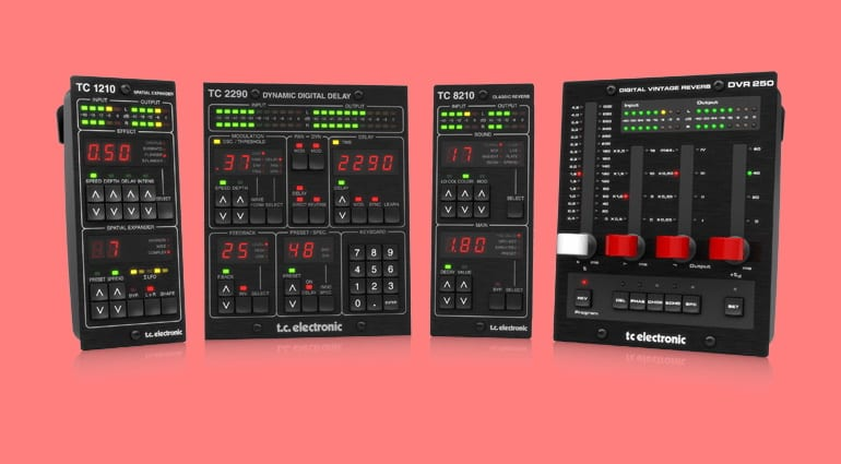 TC Electronic Icon Series deals