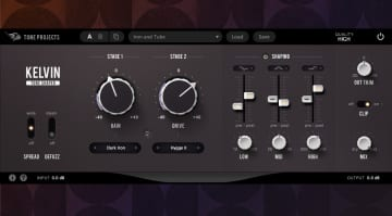 Tone Projects Kelvin Tone Shaper