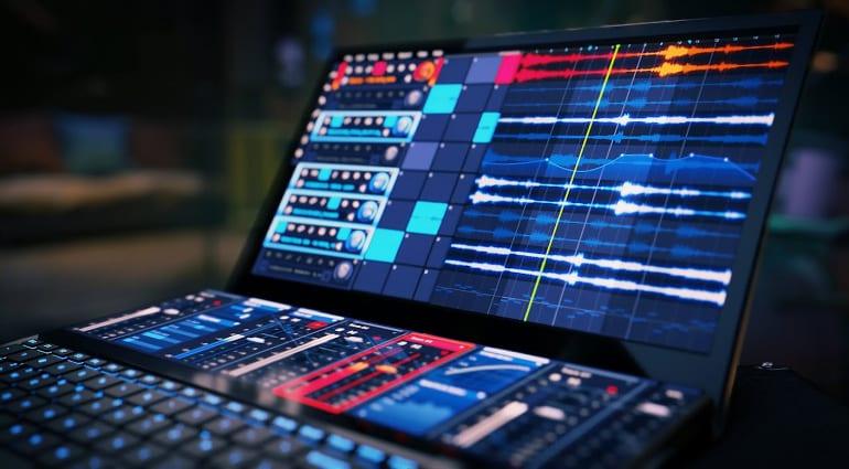 The best Windows laptops for music.