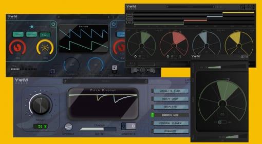 Yum Audio plug-ins