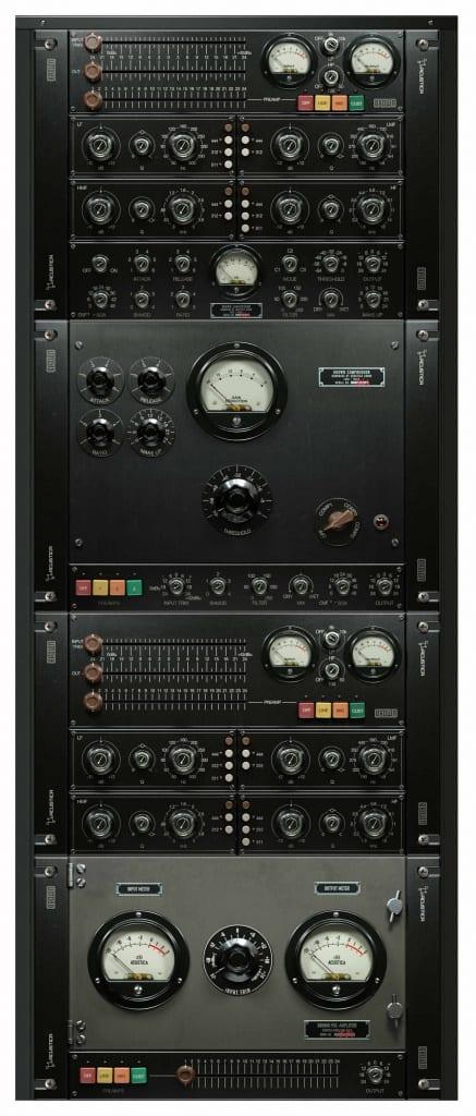 Acustica Audio Brown Channel Strip
