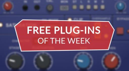 Best free plug-ins this week