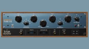 Klive Audio Warmy EP1A Tube EQ