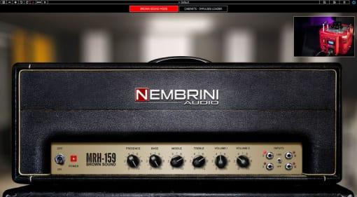 Nembrini Audio MRH159: Marshall Super Lead 1959 Amp for 39 euros