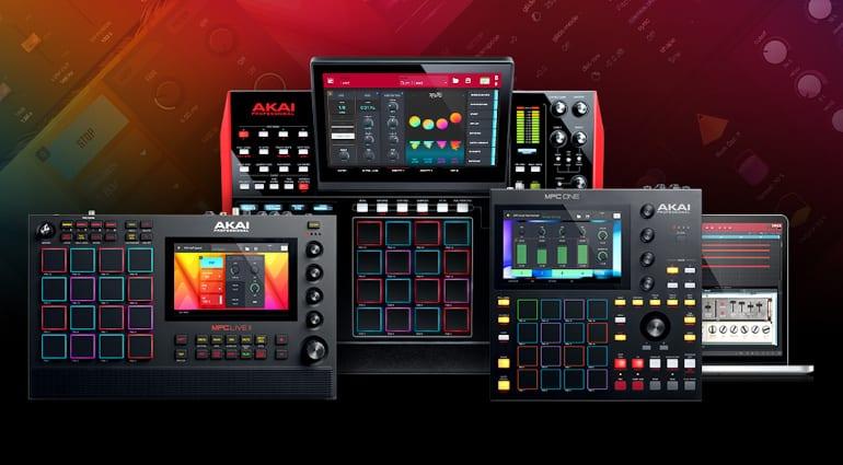 AKAI MPC 2.10 Feature update