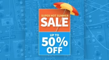 Applied Acoustics Systems summer sale