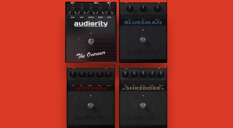Audiority announces British Tanks Collection plug-in bundle