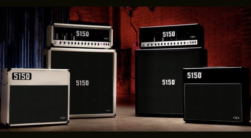 EVH 5150 Iconic Series launched