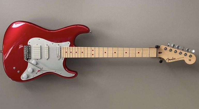 Fender Adrian Belew Stratocaster Solar Red