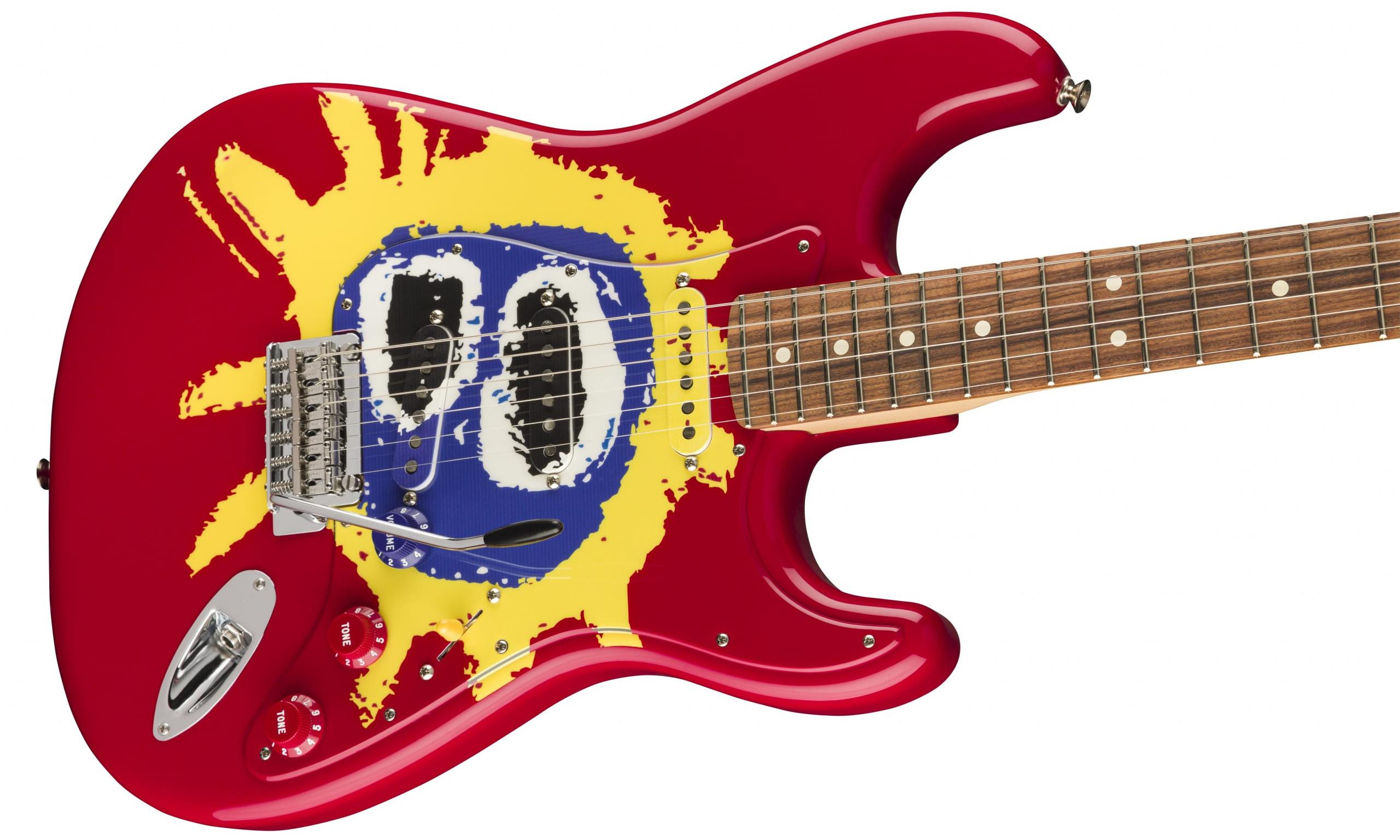 Fender Screamadelica Strat