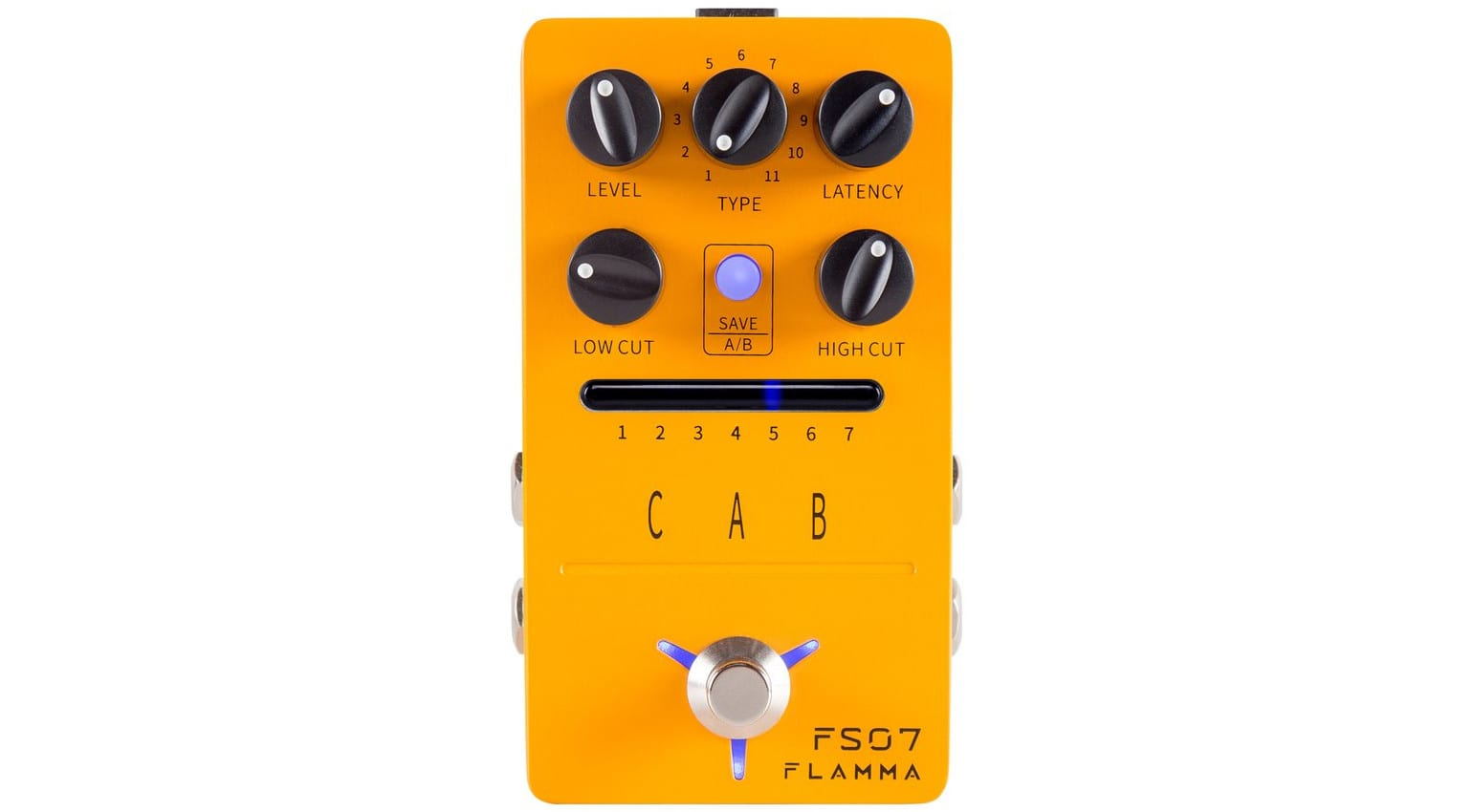 Flamma FS07 Cab - Bargain priced IRs for your pedalboard?