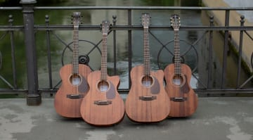 Harley Benton CL-15M Solid Wood Family