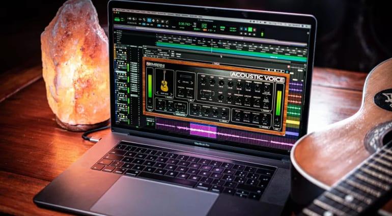 Nembrini Audio launches Acoustic Voice guitar plugin