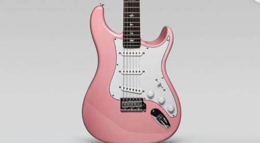 PRS Roxy Pink Silver Sky announced
