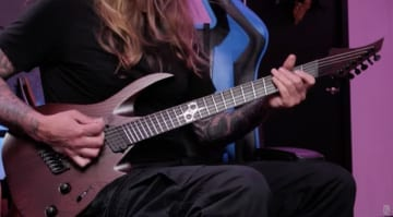 Solar Guitars add first multi scale guitars to their lineup