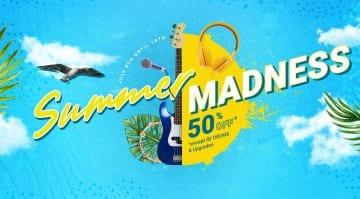 UJAM Summer Sale