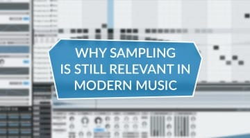 Why sampling is still relevant in modern music production