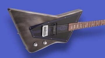 Wild Customs Billy F Gibbons Special with Gyrock pickup system