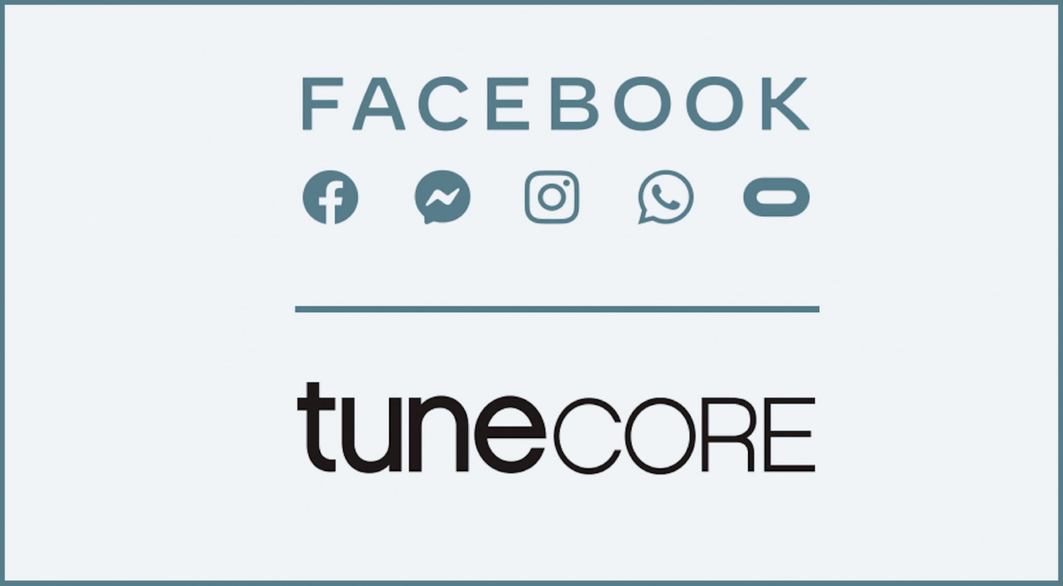 Tunecore recently launched a partnership with Facebook