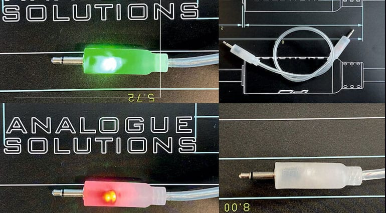 Analogue Solutions LED CV Patch Cables