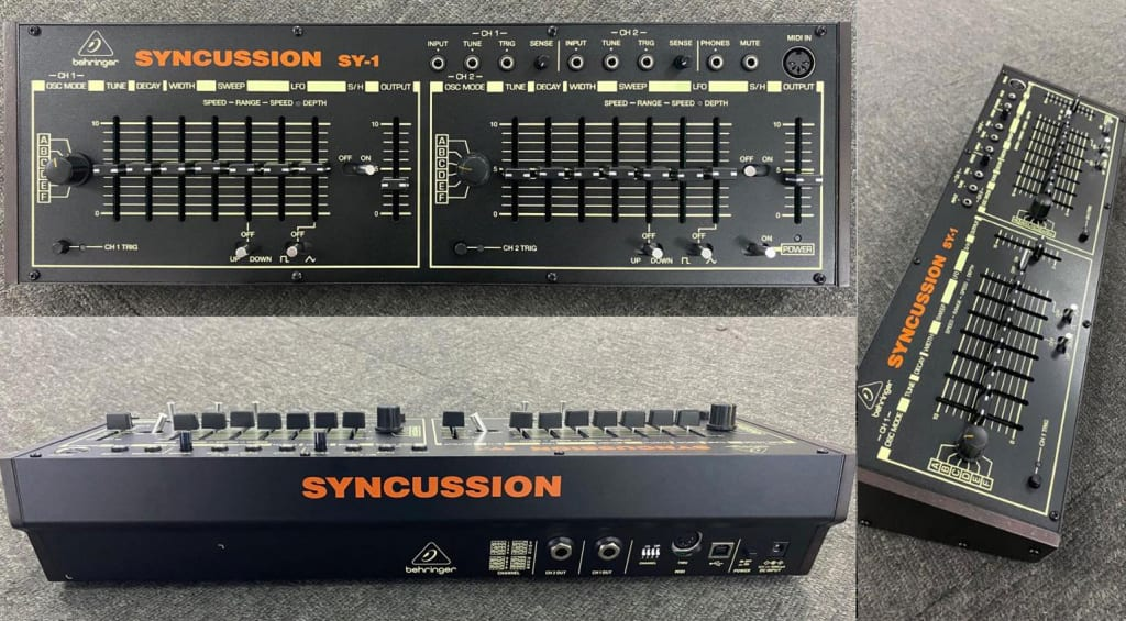 Behringer Syncussion
