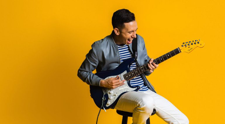 Fender Corey Wong Stratocaster-