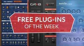 Free plug-ins 07-04-21