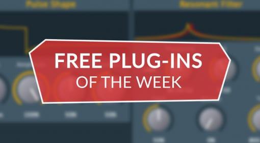 Free plug-ins 07-25-21